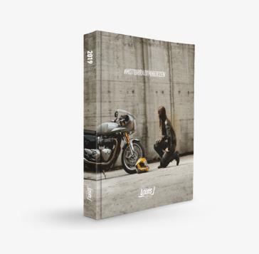 Catalog Louis 2017 Accesorii moto si echipamente moto Louis