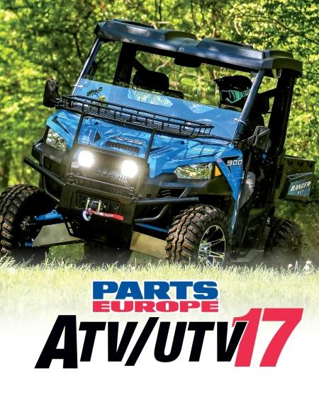 Catalog ATV/Quad Parts Europe 2017