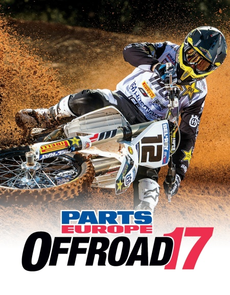 Catalog motociclete offroad Parts Europe 2017
