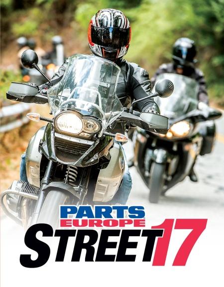 Catalog Part Europe 2017 motociclete